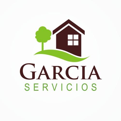 Logo concept for Garcia Servicios