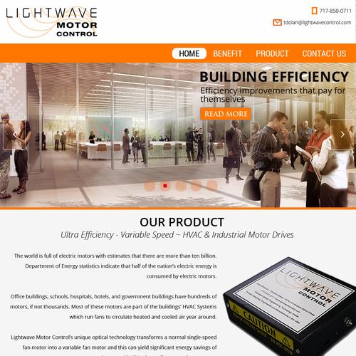 Lightwave Motor Control