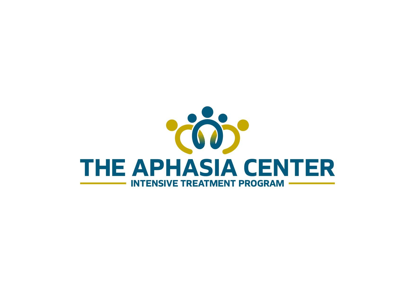 Update a tired logo to help stroke victims speak again