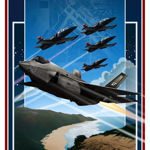 Centeral Coast Airfest 2020 Poster