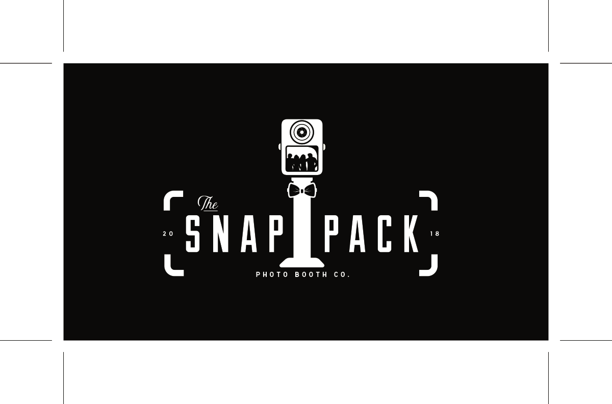Business Card for The Snap Pack