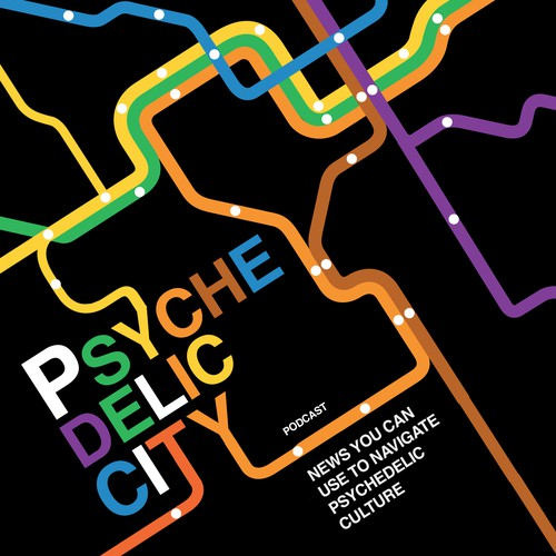 Podcast Cover for Psychedelic City