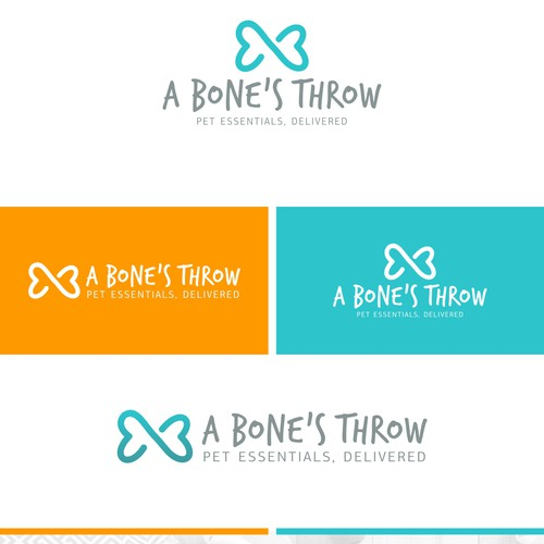 A Bone's Throw logo design