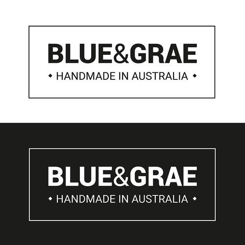 Blue&Grae - Brand Identity