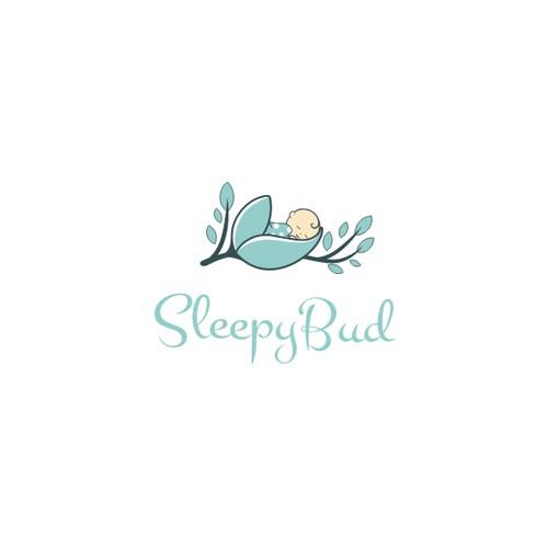 SleepyBud logo contest