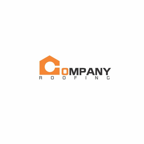 Company Roofing Logo