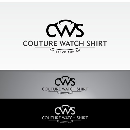 logo for Couture Watch Shirt by Steve Adrian