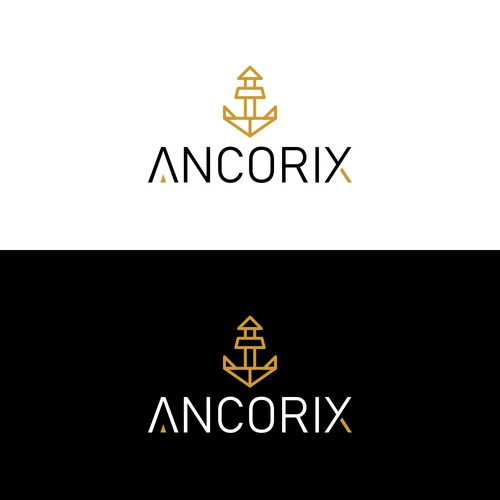 Logo concept for Ancorix