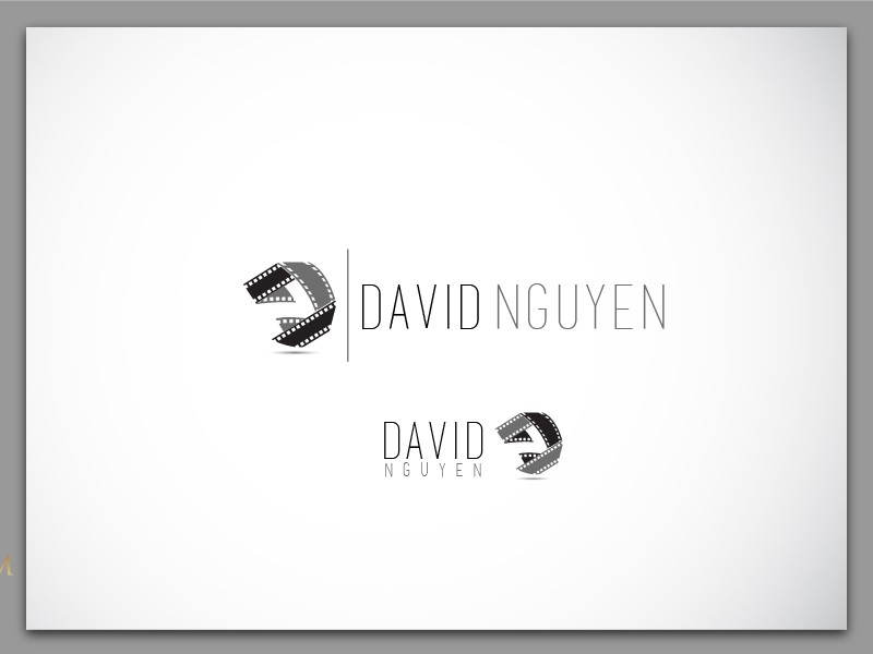 Make movie magic with a logo for an up and coming cinematographer/photographer