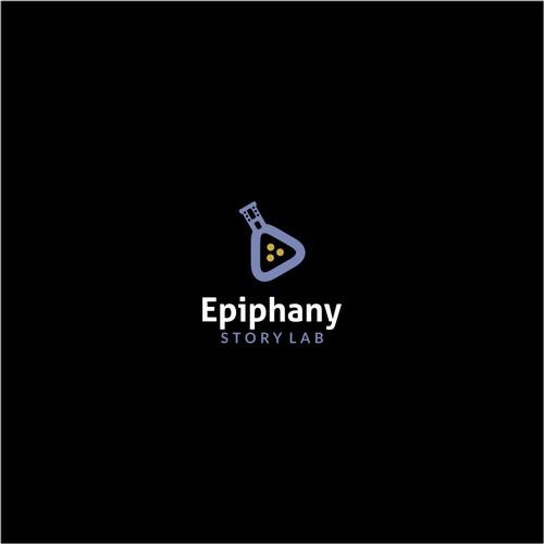 logo design Epiphany story lab