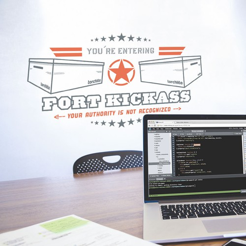 Wall Decal for Office Space