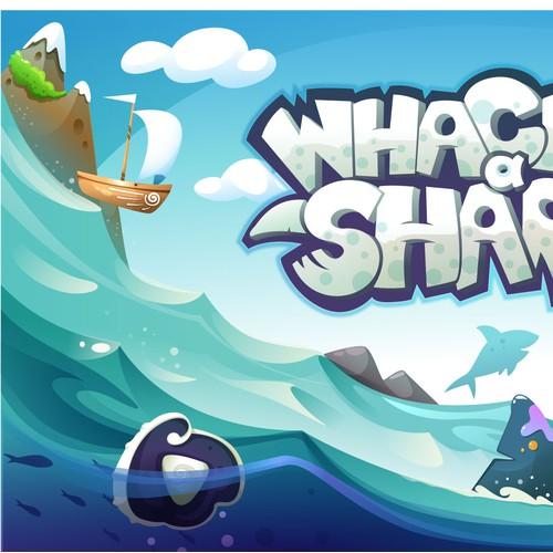 Whack a Shark