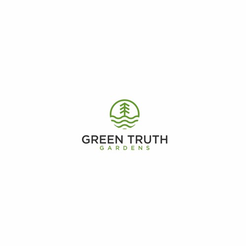 Green Truth Gardens Logo