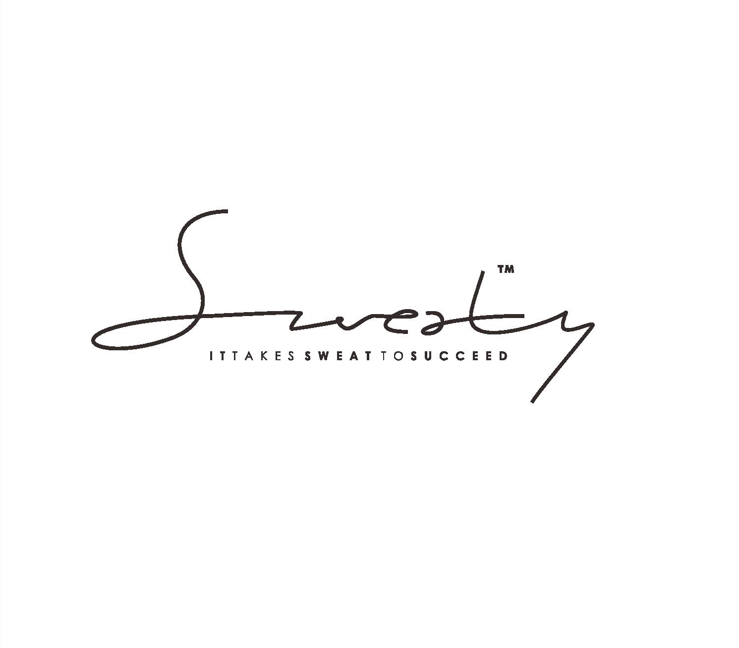 Logo for Sweaty Clothing Brand
