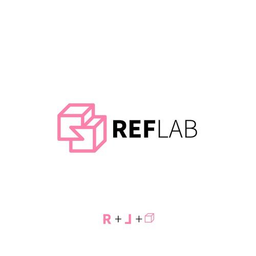 monoline logo for tech company