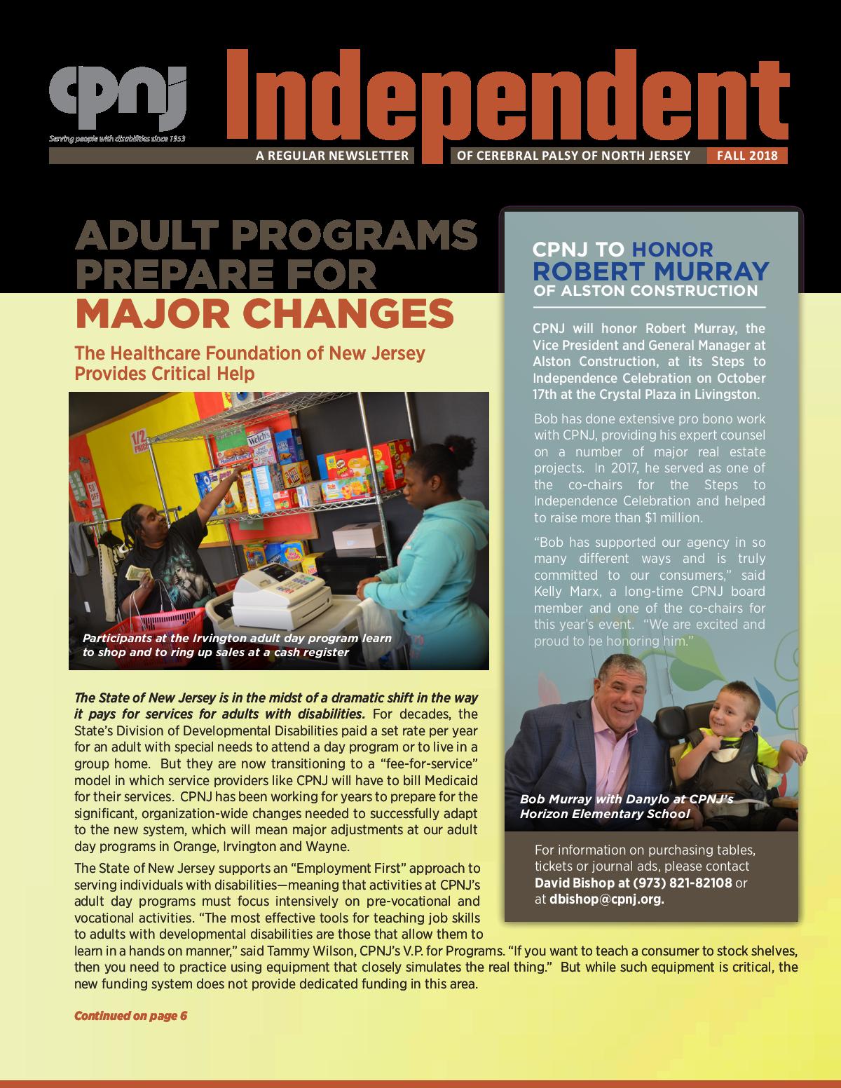 CPNJ Newsletter