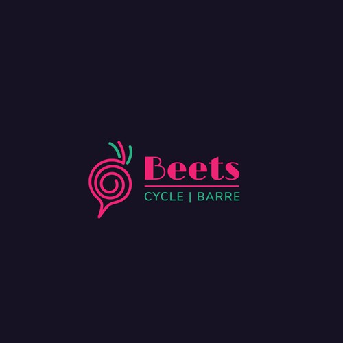 Logo concept for a physical fitness company