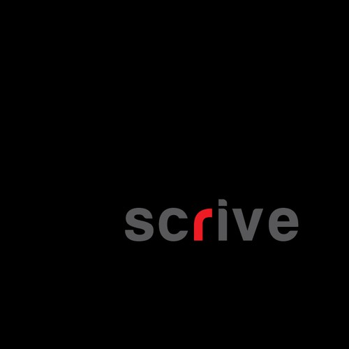 New logo wanted for Scrive