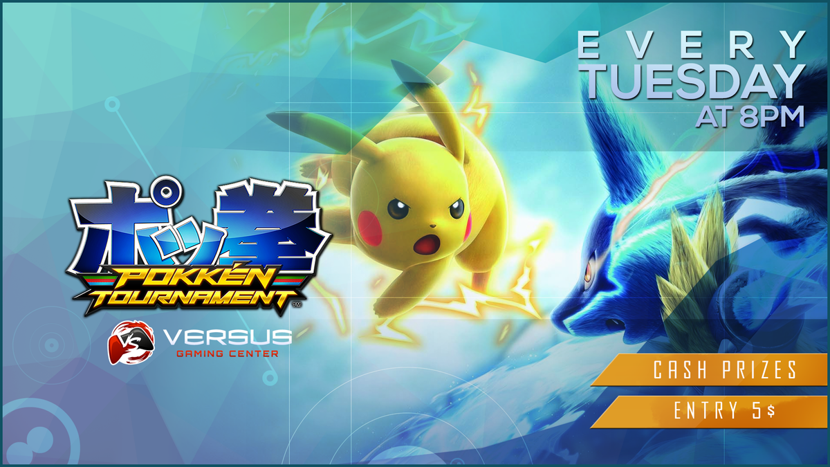 need ASAP: 1080p banner for Pokken Tournaments