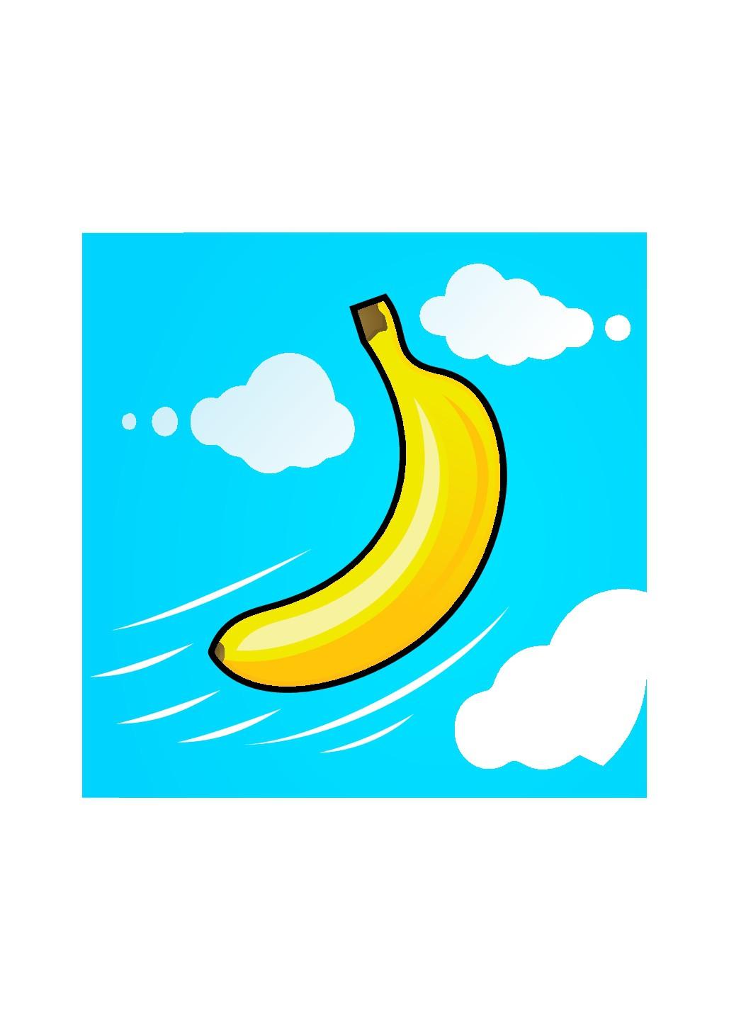 Banana app Icon!