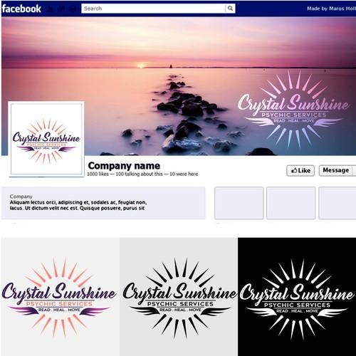 Crystal Sunshine logo