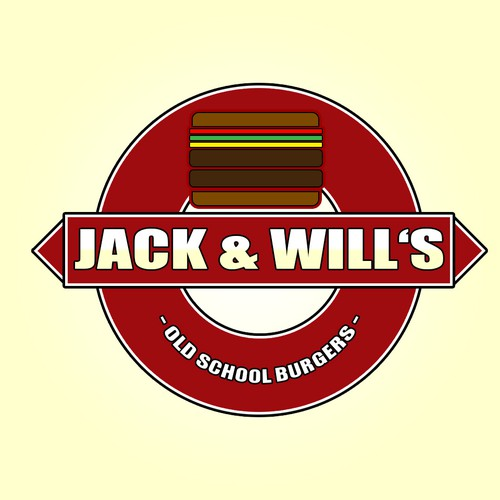 Jack and Will's burger joint