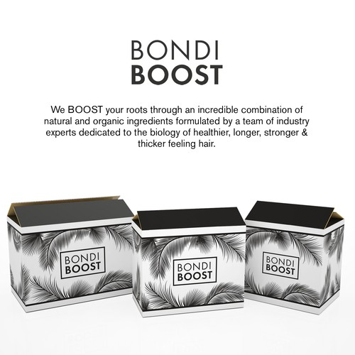 PRODUCT PACKAGING FOR BONDI