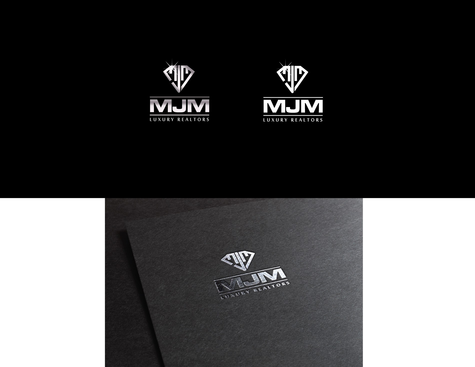 Create a bold & eyecatching logo for Luxury Real Estate brand from Miami focused on luxury lifestyle