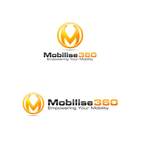 Create the next logo for Mobilise360