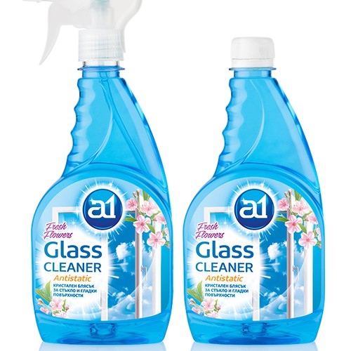A1 Glass Cleaner