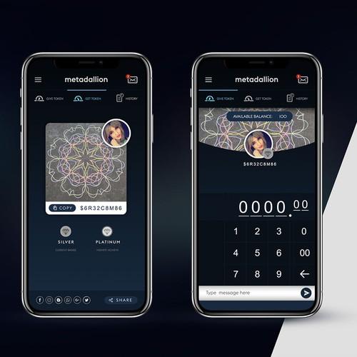 Metadallion Mobile App