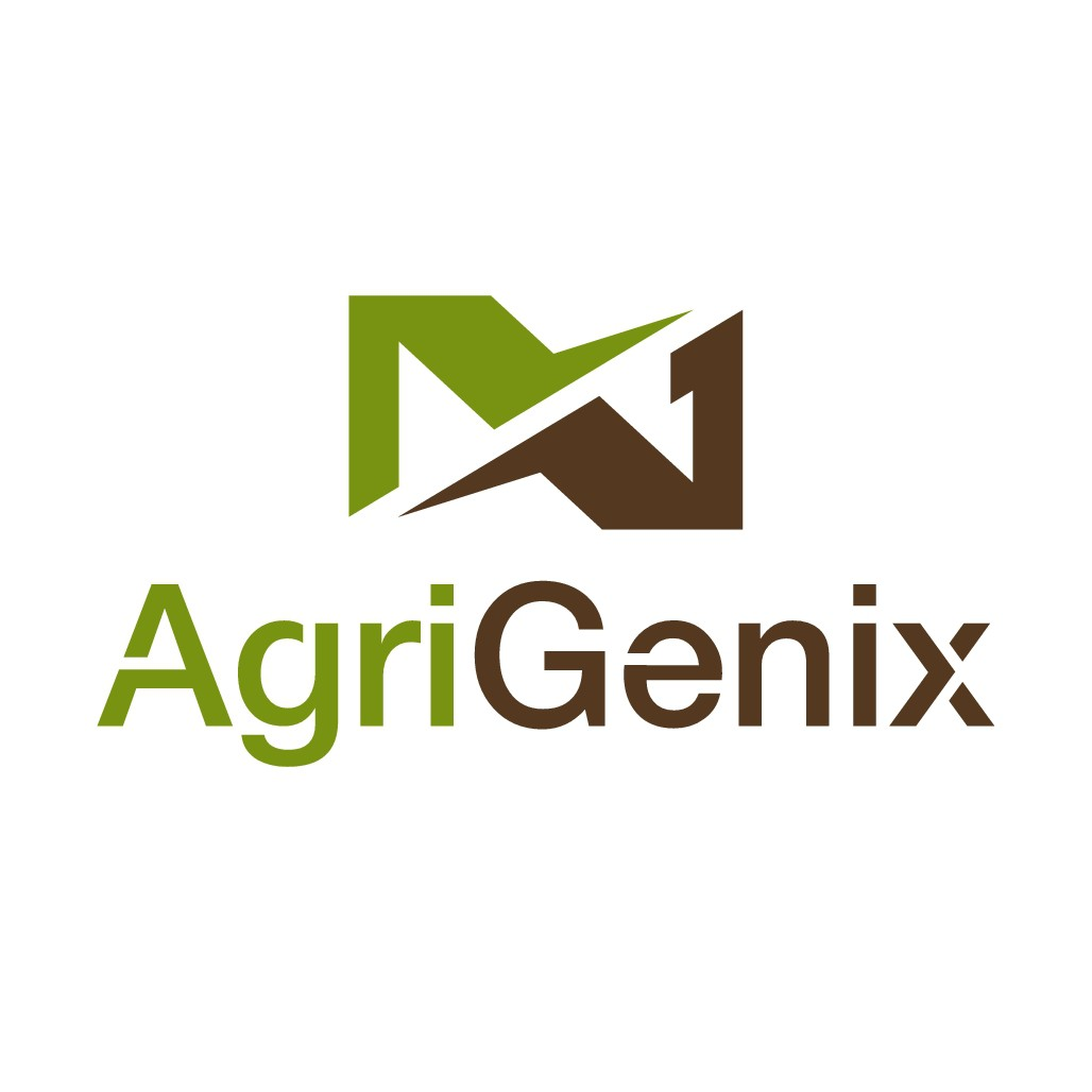 Design a powerful and limitless logo for Agrigenix, a startup seeking to become a large agribusiness