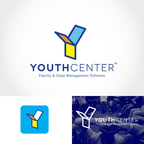 Create a NEW logo for a well established Online Juvenile Court/Case Management tool
