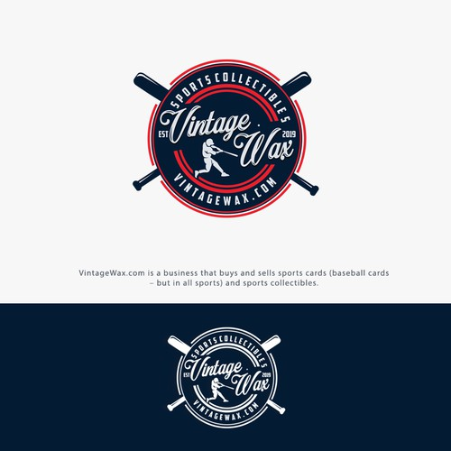 Logo Design Concept For an ''Sports Collectibles'' Business