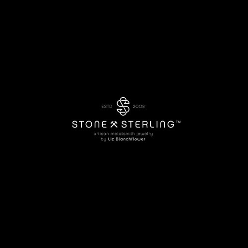 Stone and Sterling monogram logo