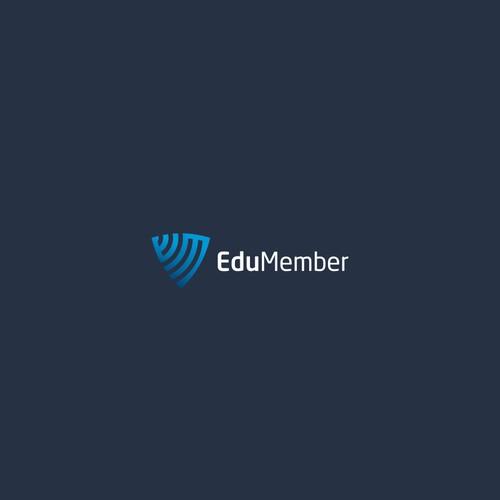 Logo letter EM