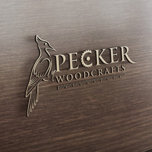 Logo Pecker Woodcrafts