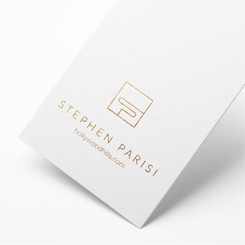 Logo for stephen parisi