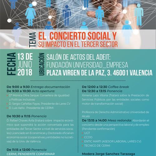 concierto social