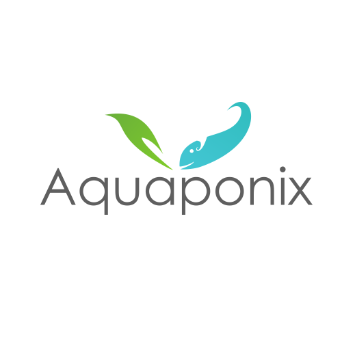 Create a logo for an aquaponics business- Aquaponix