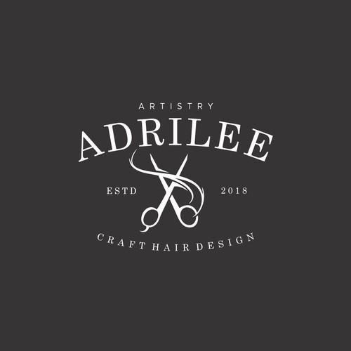 Emblem logo for Adrilee