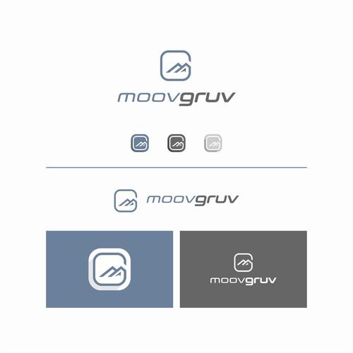 Design a creative, fun logo for an active lifestyle brand - moovgruv
