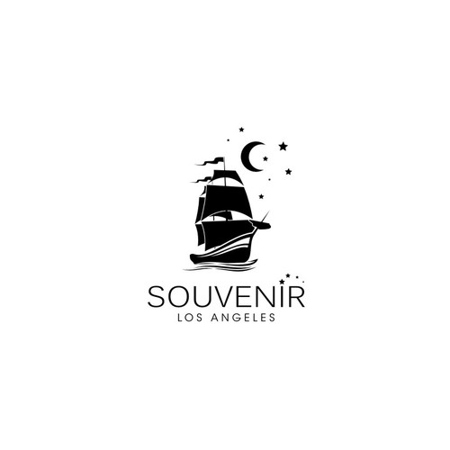Logo for Souvenir Los Angeles