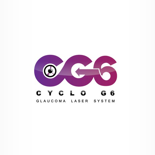 """Create """"Cyclo G6"""" logo for medical device laser product"""