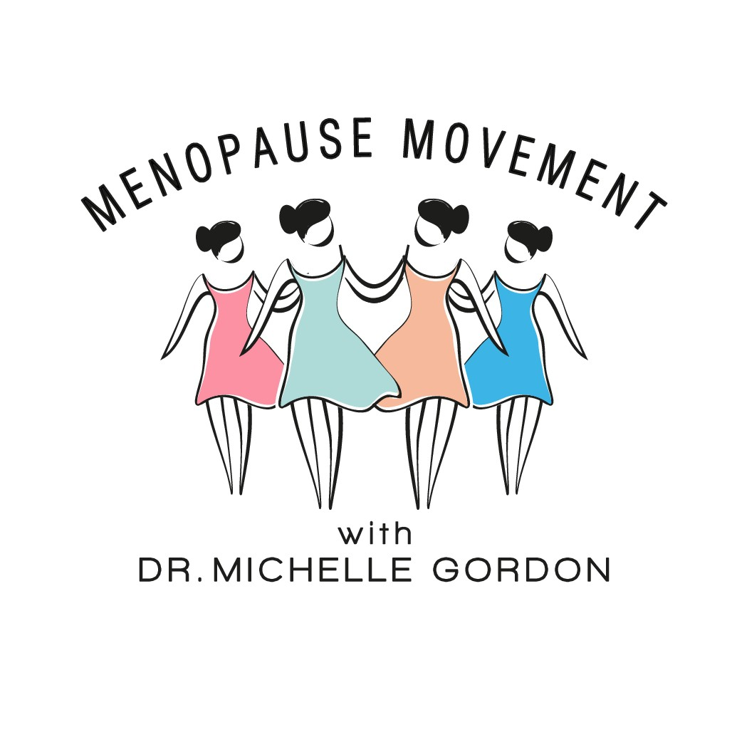 Design a logo that tells a story for Menopause Movement