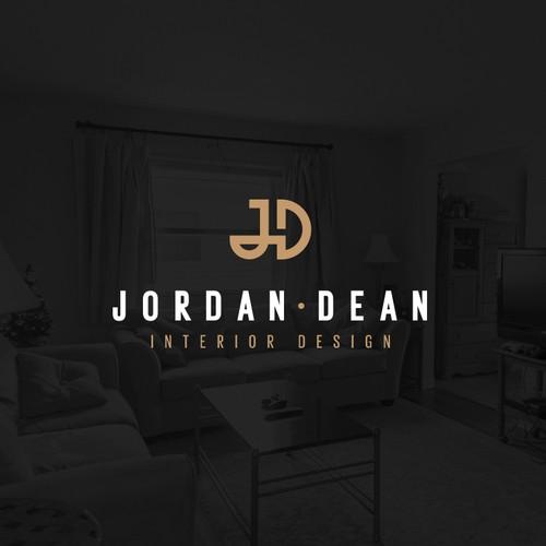 Jordan Dean Logo Design