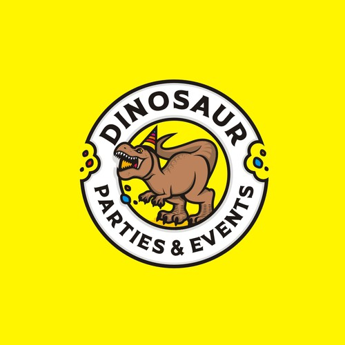 Dinosaur birthday parties for children and events for all ages