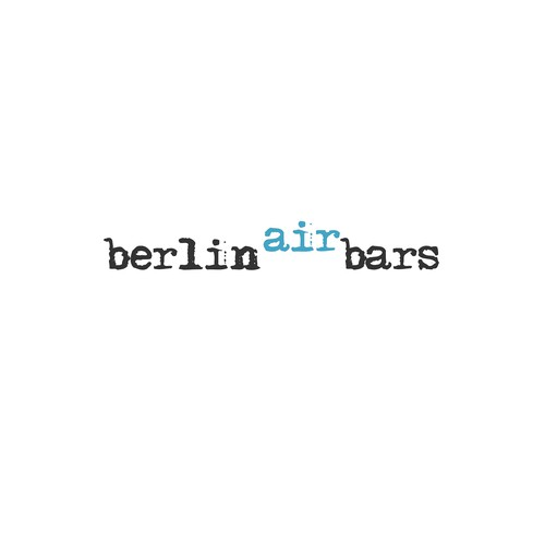 Logo for website helps find non-smoking bars in Berlin