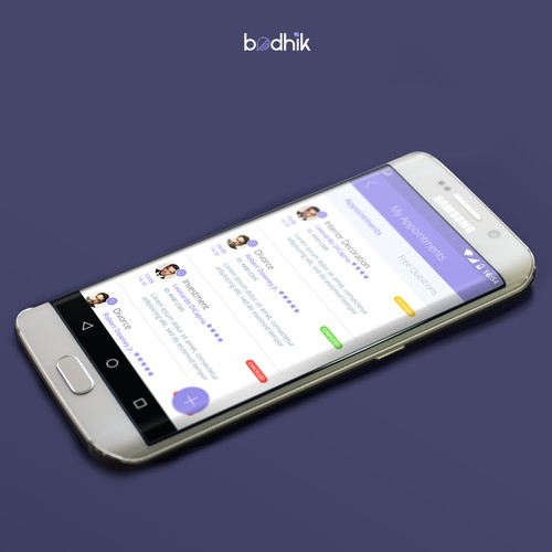 Bodhik - Application design