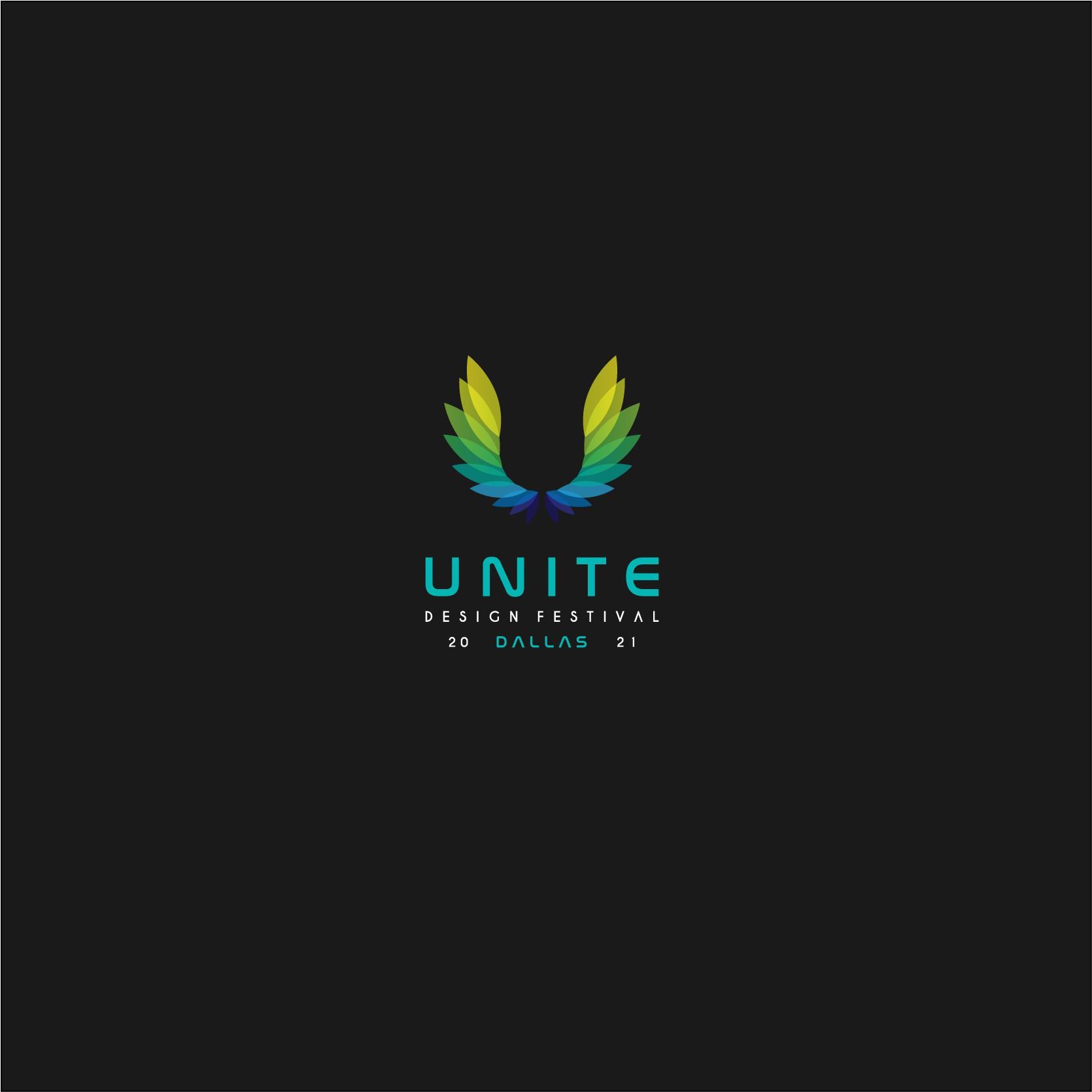 "Design an engaging logo for ""Unite - Design Festival"""